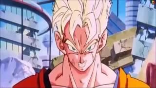 Future gohan vs Future Goku