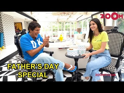 Ananya Panday's fun conversation with her father Chunky Panday | Father's Day Special Mp3