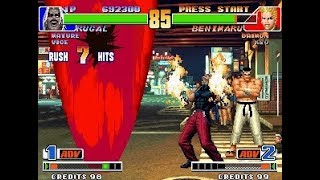 [TAS] The King Of Fighters 98 - Super Omega Rugal