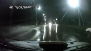 Полицейские стреляли по колесам «девятки» во время погони в Саянске