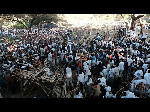 At Least Ten Dead After Seating Area Collapse At Ethiopian Festival | AFP