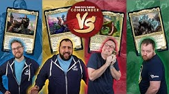 Commander VS S19E1: Jirina VS Gavi VS Otrimi VS Kalamax | EDH Gameplay