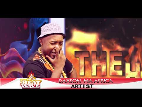 Daxson On THE HEAT WAVE With Chali - QTV ZAMBIA