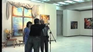 Exhibition Anna Ravliuc at the Parliament of Romania part 3 360p