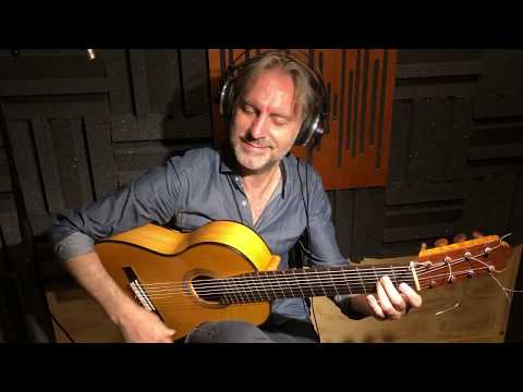 Livio Gianola playing Mano a mano | Strings By Mail Sponsored Artist