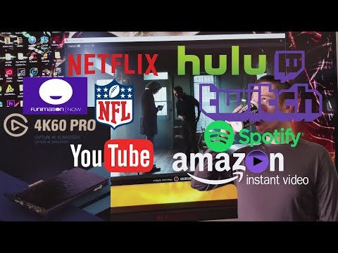 ELGATO 4K60  RECORD EVERYTHING INCLUDING NETFLIX BYPASS 4K HDCP