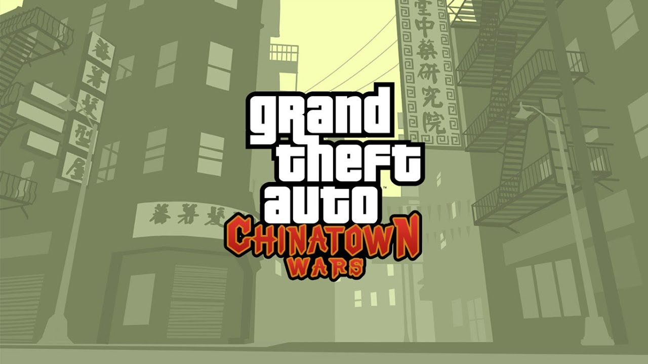 Grtheft Auto Chinatown Wars - Free downloads and reviews ...