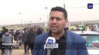 """تظاهرات في غزة في ذكرى """"يوم الأرض"""" - (30-3-2019)"""