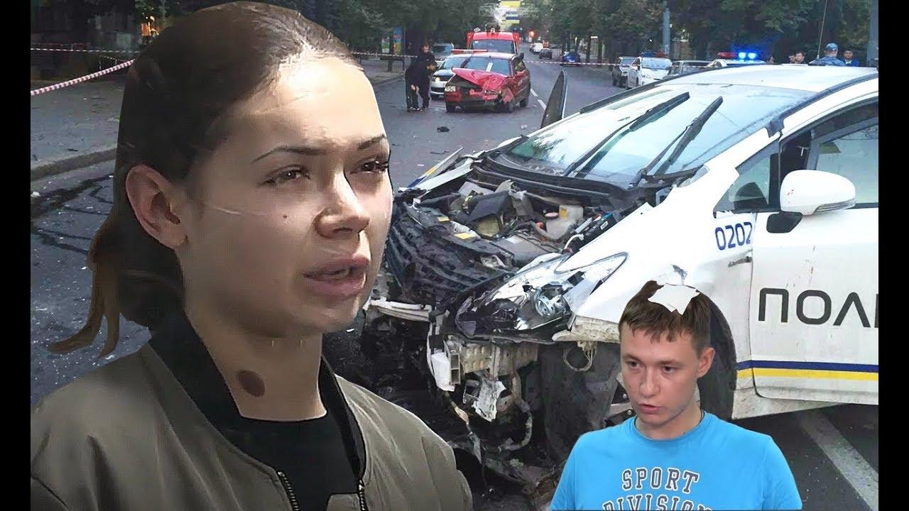 Страшное ДТП в Харькове - виновата патрульная полиция