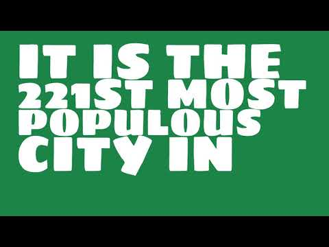 How does the population of Athens, GA compare to Manhattan?