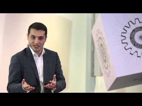 Re-framing Human Capital | Armen Harutyunyan | TEDxYerevanSalon