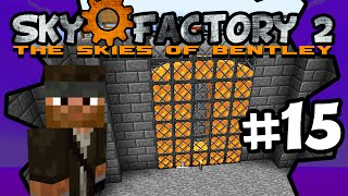 Blazing Fast Lava | Sky Factory 2 | Ep.15