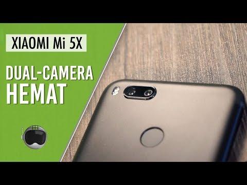 Xiaomi Mi 5X Quick Review Indonesia: Mi 6 Versi Hemat