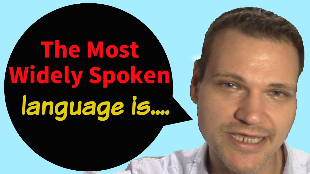 The Most Widely Spoken Languages In The World YouTube - How many languages are spoken in the world 2016