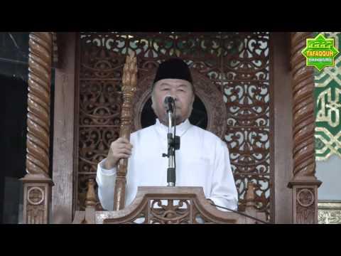 KHUTBAH JUM'AT Prof. Dr. KH. Didin Hafidhuddin, M.Sc (30.12.2016), Pekanbaru