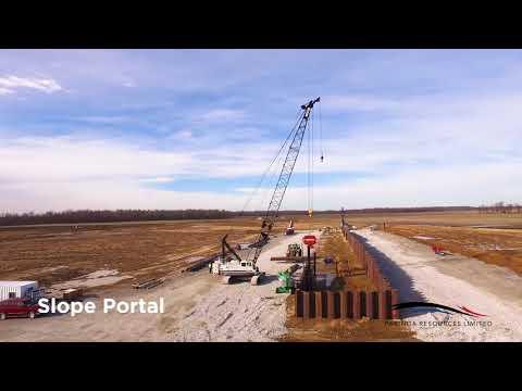 Poplar Grove Mine update Decmber 8, 2017