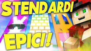 CREIAMO STENDARDI EPICI! ~ Minecraft [Design]