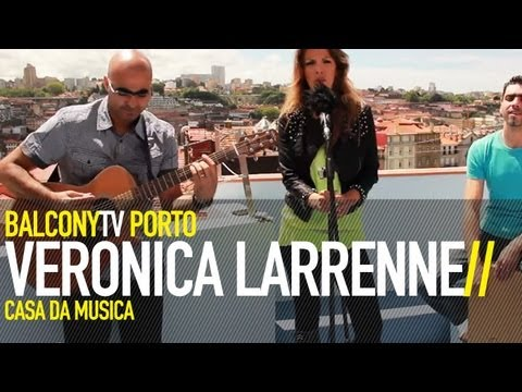 VERONICA LARRENNE - ALL I WANT IS DANCING (BalconyTV)