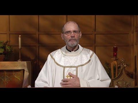 Catholic Mass Today   Daily TV Mass (Wednesday December 4 2019)