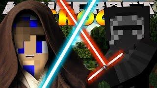 Minecraft School - STAR WARS - THE FORCE AWAKENS #1