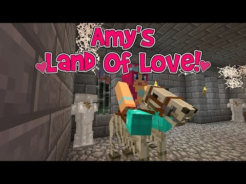 Amy's Land Of Love! Ep.172 THE VERY SPOOKY STABLES! | Amy Lee33