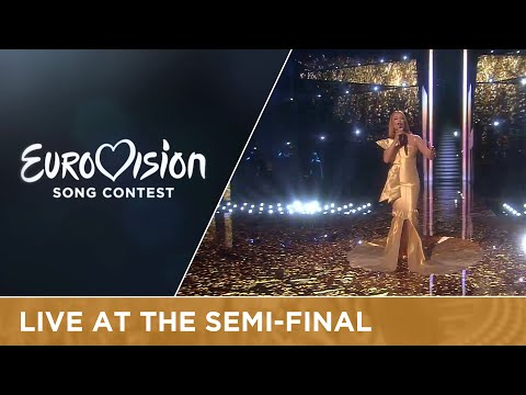 Eneda Tarifa - Fairytale (Albania) Live at Semi-Final 2 - 20