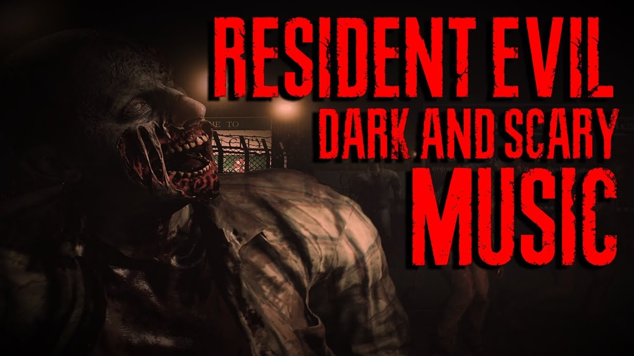 🎶RESIDENT EVIL DARK-SCARY-AMBIENCE MUSIC |COMPILATION|