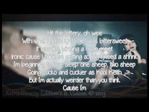 The Monster - EMINEN Ft. Rihanna (Lyrics / Letra)