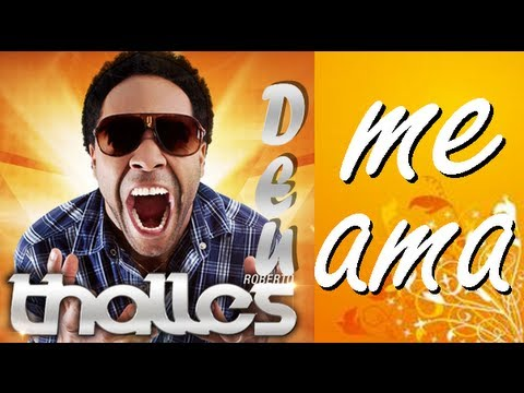 Deus me ama Thalles - Video Aula Guitarra Solo e Base com ...