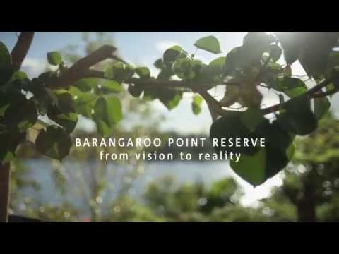 Barangaroo Point Reserve: From Vision to Reality