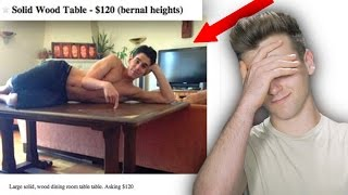 The Funniest Craigslist Ads