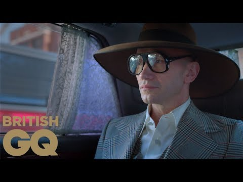 Michael Clark Channels Bowie in a Journey Across Tokyo (Ep. 6) | The Performers | British GQ & Gucci