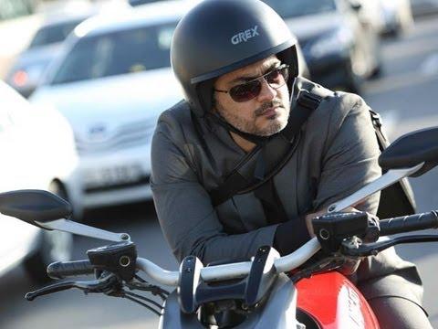 Ducati Bike With Ajith