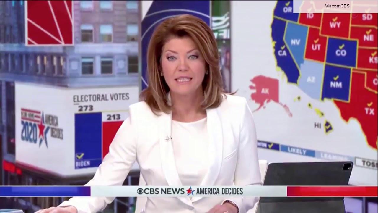 CBS News calls 2020 election for Joe Biden