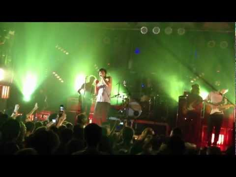 Young The Giant - God Made Man (Culture Room, Ft. Lauderdale)