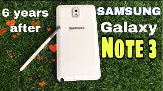 Samsung Galaxy Note 3   Stubbornly good it WONT DIE