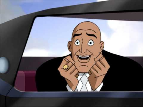 Clancy Brown Lex Luthor Impression