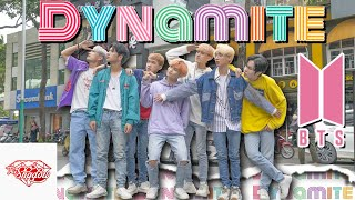 Download [KPOP IN PUBLIC] BTS (방탄소년단) - 'Dynamite' Dance Cover By THE SHADOW FROM VIETNAM