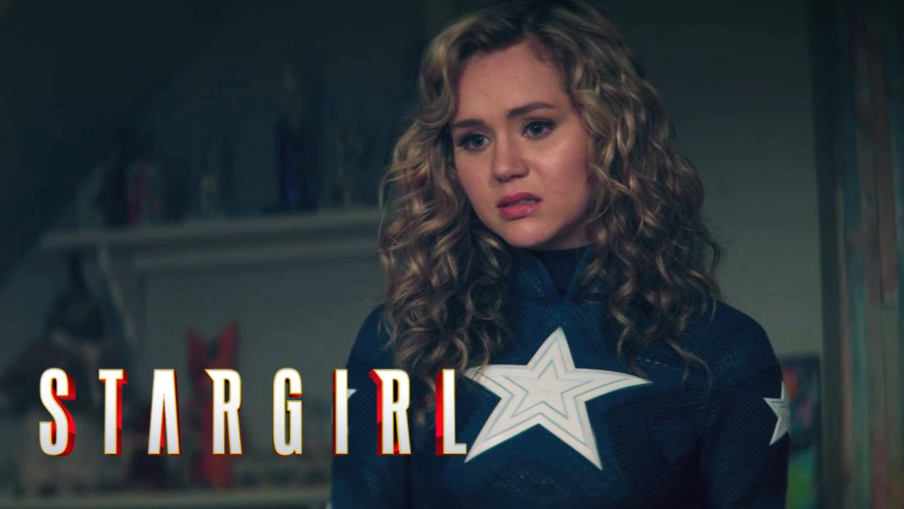 "Download Stargirl Episode 6 | ""Pat Confronts Courtney"" Clip [HD] | DC"
