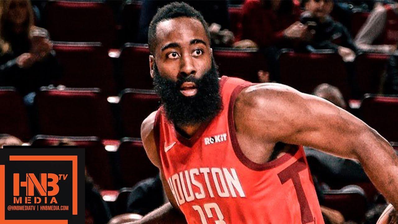Toronto Raptors vs Houston Rockets 1st Half Highlights ...