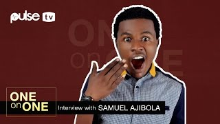 'Dele issues': Samuel Ajibola Talks AMVCA Win and His Alter Ego; Spiff | Pulse TV