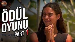 Ödül Oyunu 1. Part   33. Bölüm   Survivor Türkiye - Yunanistan