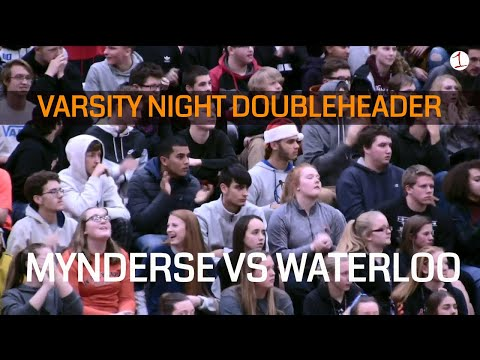 Mynderse at Waterloo Varsity Night Doubleheader .::. FL1 Sports HS Baskebtall 12/20/18