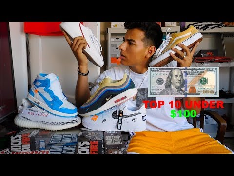 TOP 10 BACK TO SCHOOL SHOES UNDER $100 (adidas nike.. 2018)