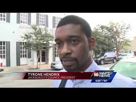 Jackson mayor accused of sexual harassment