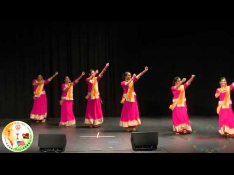 Malayalam Contemporary Folk Dance
