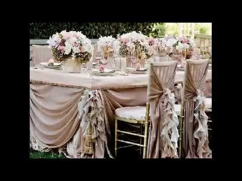 La mejor decoracion vintage para bodas youtube for Decoracion vintage boda