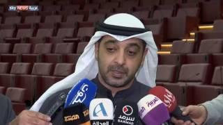 جلسة مع الشباب في مجلس الأمة الكويتي