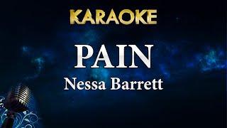 Nessa Barrett - Pain (Karaoke Instrumental)