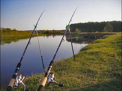 Рыбалка на Десногорском водохранилище - YouTube